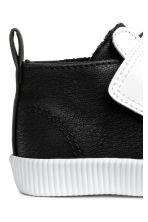 Warm-lined High Tops - Black - Kids | H&M CA 3