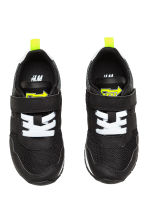 Mesh trainers - Black -  | H&M 2