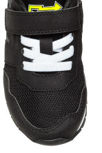 Mesh trainers - Black -  | H&M 3