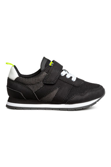 Mesh trainers - Black -  | H&M