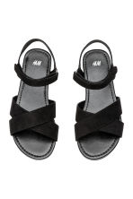 Sandals - Black - Kids | H&M 2