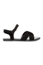 Sandals - Black - Kids | H&M 1
