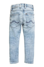 Super Soft Relaxed Jeans - Light denim blue - Kids | H&M CN 2