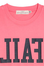 Printed T-shirt - Pink - Men | H&M 2