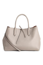 Shopper - Ljus mullvad - Ladies | H&M FI 1