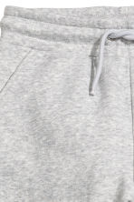 Joggers - Light grey marl -  | H&M CN 3