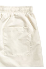 Short swim shorts - Natural white - Men | H&M CN 3