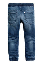 Pantalon jogger Super Soft - Bleu denim - ENFANT | H&M CH 3