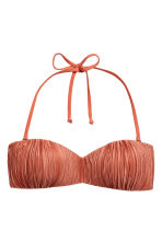 Balconette bikini top - Rust - Ladies | H&M 2