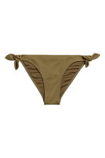 Bikini bottoms - Khaki green - Ladies | H&M 2