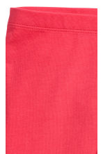 3/4-length leggings - Raspberry pink - Kids | H&M 3