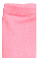 3/4-length leggings - Pink - Kids | H&M 3