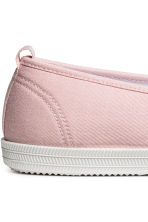 Slip-on trainers - Light pink - Ladies | H&M 4