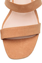 Sandals - Beige - Ladies | H&M 4