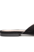 Mules - Black - Ladies | H&M 5