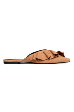 Slip in-sandaler - Beige - Ladies | H&M FI 2