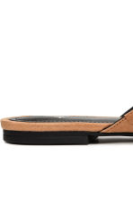 Slip in-sandaler - Beige - Ladies | H&M FI 5