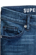 Superstretch Skinny Fit Jeans - Denimblauw -  | H&M NL 3