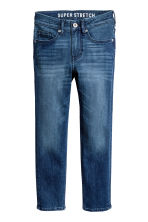 Superstretch Skinny Fit Jeans - Denimblå -  | H&M FI 1