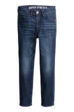 Superstretch Skinny Fit Jeans - Dark denim blue - Kids | H&M 1
