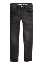Superstretch Skinny Fit Jeans - Zwart denim - KINDEREN | H&M BE 2
