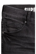 Superstretch Skinny Fit Jeans - Denim noir -  | H&M FR 4