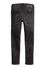 Superstretch Skinny Fit Jeans - Zwart denim - KINDEREN | H&M BE 3