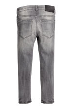 Superstretch Skinny Fit Jeans - Grey washed out -  | H&M 3