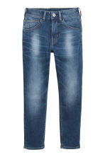 Relaxed Tapered fit Jeans - Denimblå -  | H&M FI 2