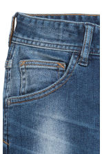 Relaxed Tapered fit Jeans - Denimblå -  | H&M FI 4
