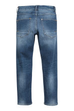 Relaxed Tapered fit Jeans - Denimblå -  | H&M FI 3