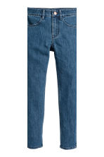 2-pack Skinny Fit Jeans - Denim blue/Black - Kids | H&M 4