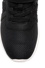 Glittery trainers - Black - Kids | H&M 3