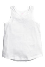 2-pack sleeveless tops - null -  | H&M CN 3