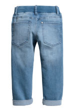 Slim Pull On Jeans - Bleu denim -  | H&M CH 2