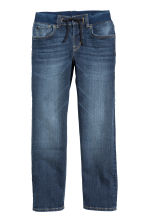 Slim Pull On Jeans - Azul oscuro -  | H&M ES 1