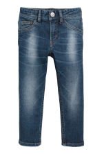 Relaxed Tapered fit Jeans - Denim blue - Kids | H&M CN 2