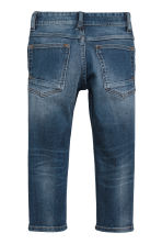 Relaxed Tapered fit Jeans - Kot mavisi -  | H&M TR 3