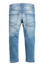 Relaxed Tapered fit Jeans - Azul denim claro - CRIANÇA | H&M PT 3