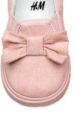 Sneakers slip-on - Rosa cipria - BAMBINO | H&M IT 4