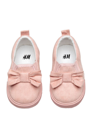 懶人鞋 - Powder pink - Kids | H&M 1