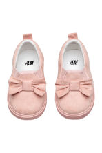 Sneakers slip-on - Rosa cipria - BAMBINO | H&M IT 1