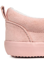 Sneakers slip-on - Rosa cipria - BAMBINO | H&M IT 3