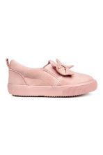 Sneakers slip-on - Rosa cipria - BAMBINO | H&M IT 2
