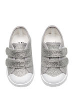 Sneakers glitter - Argentato -  | H&M IT 2