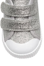 Sneakers glitter - Argentato -  | H&M IT 3