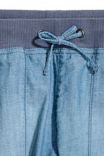 Pull-on Pants - Blue/Chambray - Kids | H&M CA 3