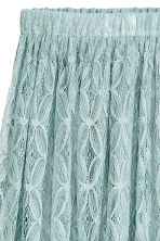 Lace skirt - Dusky green - Ladies | H&M 3
