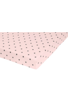 Star-print Fitted Sheet