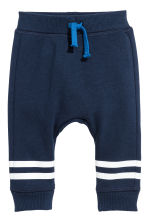 Sweatshirt and joggers - Dark blue - Kids | H&M 2